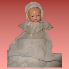 Madame Hendren Composition Baby Doll ~ Bye-Lo type ~ Cute