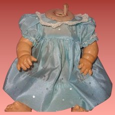 "Beautiful Authentic Tiny Tears Dress for 15"" Baby Doll ~ Dy-Dee too"