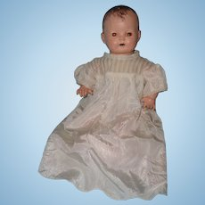 Effanbee HTF Baby Evelyn Composition Doll