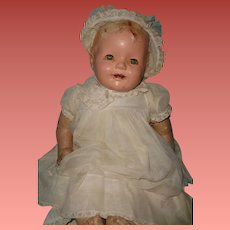 "25"" Happy Baby Composition Doll ~ Precious TLC Baby"