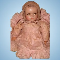 Darling Sun Kissed Black Composition Baby Doll