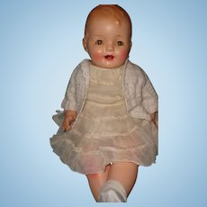 "Happy Baby 26"" Composition Baby Doll ~ Beautiful Color"