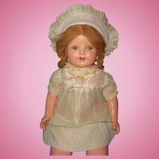 "Factory Original 21"" Composition Mama Doll ~ Pretty"