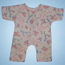 "Authentic Effanbee Dy-Dee Signature PJs for 13"" Baby Doll ~ Excellent"