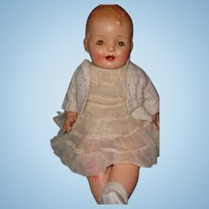 """Happy Baby 26"""" Composition Baby Doll ~ Beautiful Color"""