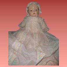 Factory Original Pinkie Composition Baby Doll ~ Madame Alexander