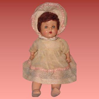 1940s Factory Original Composition Baby Doll ~ Precious