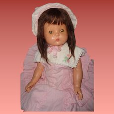 "Effanbee 30"" Patsy Mae Composition Doll ~ Very Pretty"