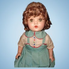 "Factory Original 23"" Composition Mama Doll ~ Pretty"