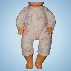 "Authentic Dy-Dee Signature PJs for 11"" Baby Doll"