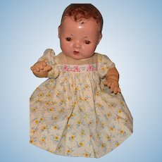 """Effanbee Dy-Dee  """" I Love You"""" Dress for 15"""" Baby Doll"""