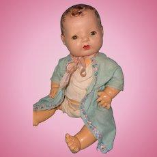 """Effanbee Dy-Dee 15"""" Mold 1 Baby Doll ~ Brunette"""
