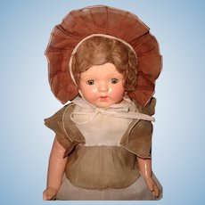 """Sweet Factory 23"""" Composition Mama Doll"""
