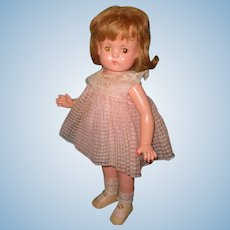 "Beautiful 22"" Patsy Lou Composition Doll by Effanbee"