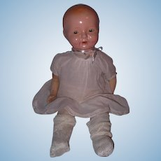 Ideal Early Composition Baby Flossy Flirt Doll