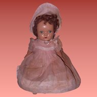 "Factory Original 18"" Composition Mama Doll ~Sweet"