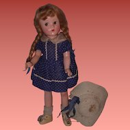 Factory Original Suzette Composition Doll