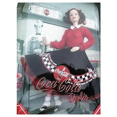 Coca-Cola Barbie - Collection Edition - 1996 - by Mattel