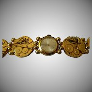 Schiaparelli watch parts-Bracelet watch