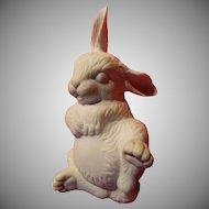 Boehm newborn sleeping rabbit figure-SALE