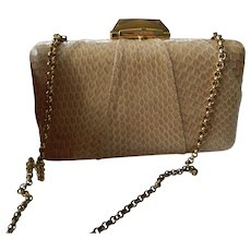 Snakeskin purse-Kotur