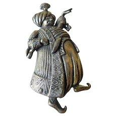"Rare-Korda jewelry-""sultan"""