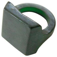 Bakelite ring-Vintage 1920's