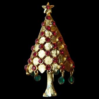 Mylu sparkling Christmas pin