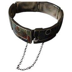 Mexico-inlaid bracelet