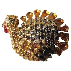 Dorothy Bauer turkey pin