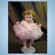 50's Madame Alexander Wendy Doll 8""