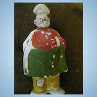 Vintage Moon Mullin's Mushmouth Bisque Figurine