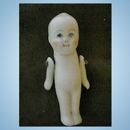All-Bisque German Miniature Doll
