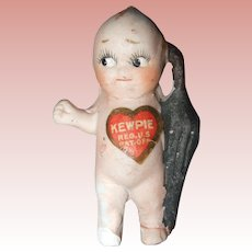 Rose O'Neill Kewpie with Umbrella