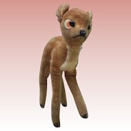 Small, Steiff Fawn/ Deer