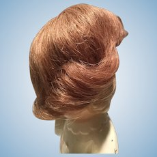 French, 100% Cheveux Small Wig