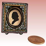 Miniature Decorative Frame