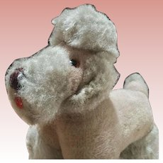 Steiff Poodle