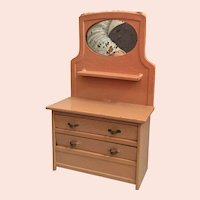 Small Metal Chest of Drawers