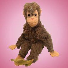 Early, Steiff Monkey
