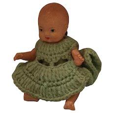 Minerva, Miniature, Celluloid Baby