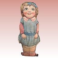Printed Cloth Doll
