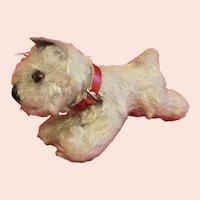 Small Steiff Terrier Dog