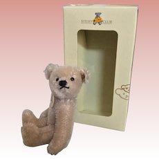 Steiff Club Teddy Bear Silver Grey