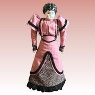 Hertwig High Brow China Doll