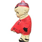 Oil Cloth Herby Doll