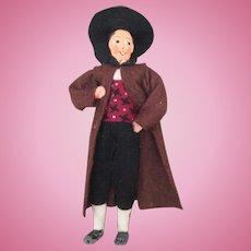 Baps Miniature Doll