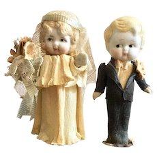 Japanese Wedding Couple