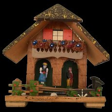 Miniature German House
