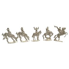 Soft Metal, Native Cowboys Toys